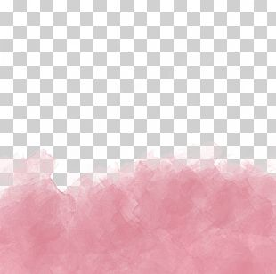 Beautiful Pink Water Stains PNG