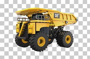 Caterpillar Inc. Heavy Machinery Loader Dump Truck PNG
