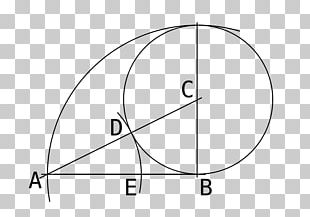 Circle Triangle Point Geometry PNG
