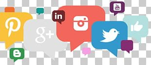 Social Media Marketing Brand Advertising Business PNG