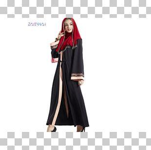 Robe Dubai Abaya Dress Kaftan PNG