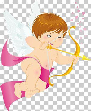 Angel Cherub PNG