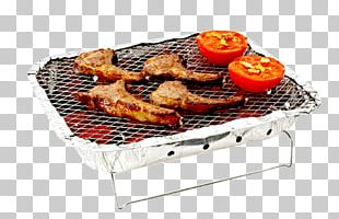 Barbecue Grilling Disposable Grill Food Gridiron PNG