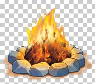 S'more Vacation Bible School Camping Campfire PNG