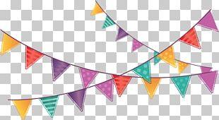 Flag Birthday PNG