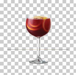 Wine Cocktail Cocktail Garnish Sangria Tuaca PNG