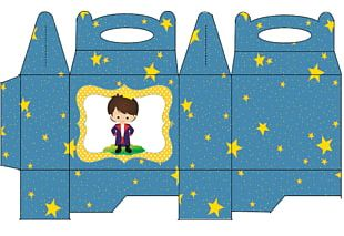 The Little Prince Box Party Lunch PNG