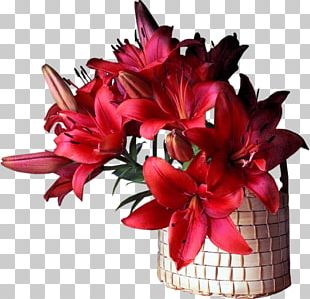 Floral Design Vase Flower Bouquet Cut Flowers PNG