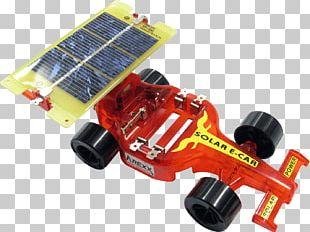 Solar Car Toy Solar Energy Photovoltaics PNG