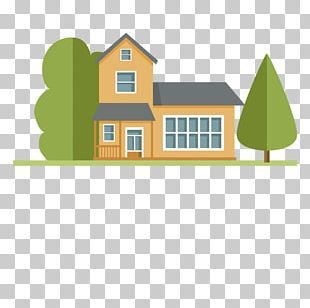 English Country House Drawing Floor Plan PNG