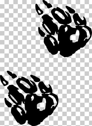 Paw Hand Dog PNG