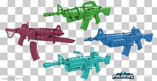 Gun Barrel Paladins Firearm Air Gun PNG
