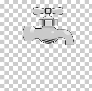 Tap Water Drawing Sink PNG