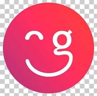 Smiley Font Text Messaging Circle M RV & Camping Resort PNG
