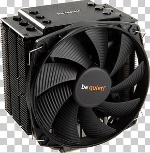 Be Quiet BK018 Dark Rock 3 CPU Cooler Computer System Cooling Parts Be Quiet Dark Rock Pro 3 Silentwings Cpu Cooler Lga775115011551156136 Intel Be Quiet! PNG