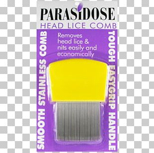 Head Louse Comb Head Lice Infestation Tooth PNG