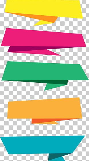 Paper Banner PNG