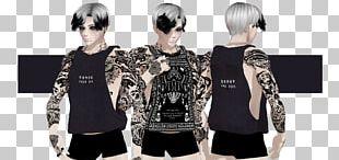 T-shirt MikuMikuDance Hatsune Miku Fashion Jacket PNG