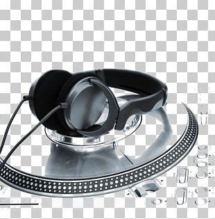Disc Jockey Phonograph Record DJ Mixer Nightclub PNG