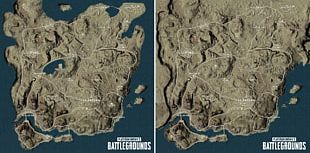 PlayerUnknown's Battlegrounds Bluehole Studio Inc. Map Xbox One PUBG Corporation PNG