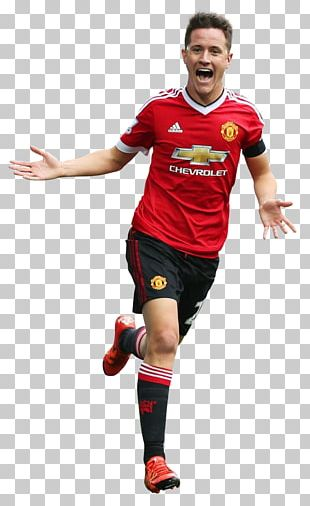 Ander Herrera Manchester United F.C. Jersey Sport PNG