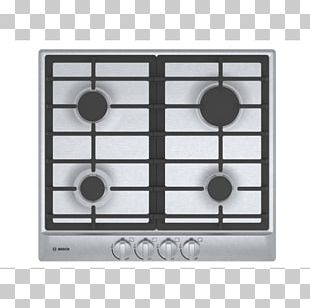 Cooking Ranges Gas Stove Robert Bosch GmbH Stainless Steel PNG