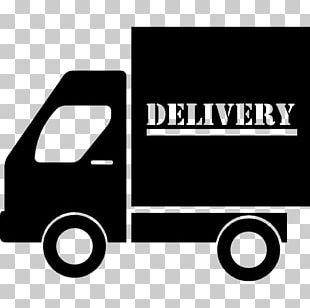 Car Pickup Truck Van Delivery PNG