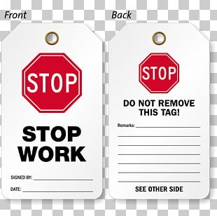 Stop Sign Label Traffic Sign Brand PNG