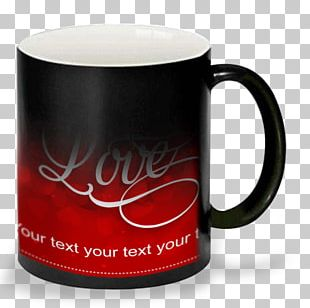 Coffee Cup Magic Mug PNG