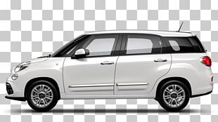 FIAT 500L Wagon Car PNG