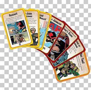 Judge Dredd Munchkin Game Comics PNG