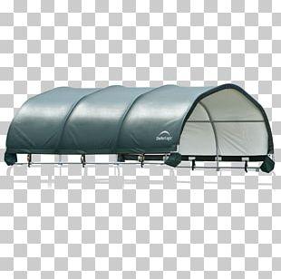 ShelterLogic Corral Shelter Steel Frame Canopy PNG