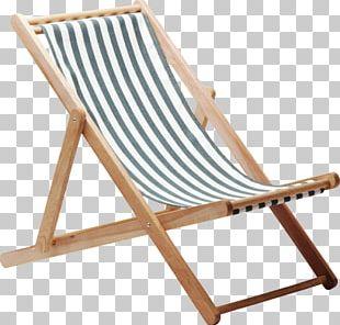 Deckchair Wing Chair PNG