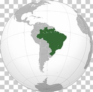 Empire Of Brazil Map Projection United States Orthographic Projection PNG