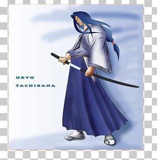 Fighting Game 橘右京 Samurai Shodown Digital Art PNG
