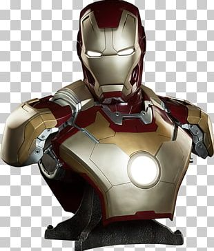 The Iron Man War Machine Howard Stark Sideshow Collectibles PNG