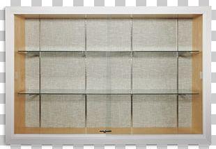 Window Shelf Sliding Glass Door Display Case PNG
