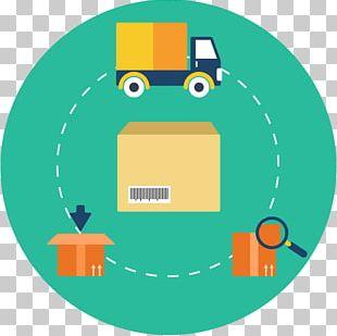 Logistics Warehouse PNG