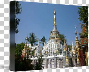 Wat Tourism Shrine Religion Stupa PNG
