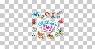 Logo Children's Day PNG