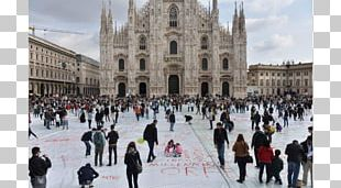 Milan Cathedral Barry's Bootcamp Piazza Del Duomo International Women's Day 8 March PNG