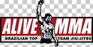 Alive MMA Mixed Martial Arts Brazilian Jiu-jitsu Arnis PNG