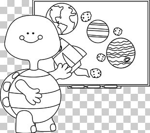 Black And White Student Interactive Whiteboard Smart Board PNG