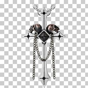 Charms & Pendants Necklace Cross Calvary Jewellery PNG