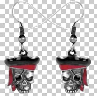 Earring Pirate Coins Necklace Clothing Accessories PNG