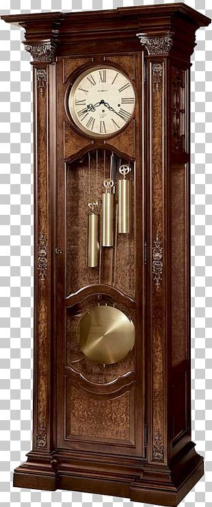 Floor & Grandfather Clocks Howard Miller Clock Company Alarm Clocks Watch PNG