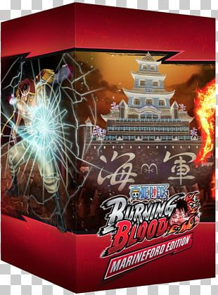 One Piece: Burning Blood One Piece: Unlimited World Red One Piece: Pirate Warriors 3 PlayStation 4 Xbox One PNG