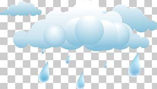 Cloud Rain PNG