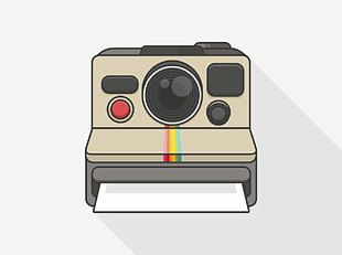 Instant Camera Polaroid Corporation Photography PNG