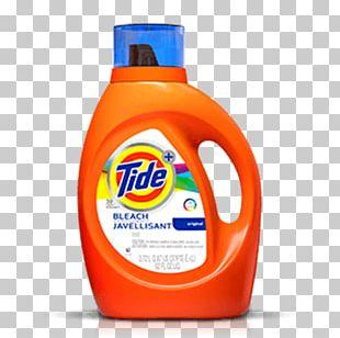 Liquid Tide Laundry Detergent Bleach Liquid Tide Laundry Detergent PNG